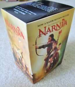 The CHRONICLES of NARNIA = Books 1 to 7 = C.S. Lewis
