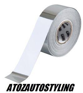 Chrome-Detailing-Foil-Tape-Car-Stripe-Coachline-10m-Roll-x-10mm-Wide-NEW