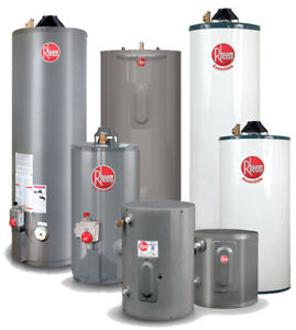 Rental Hot Water Heater.- Free Installation - Rent To Own - $0