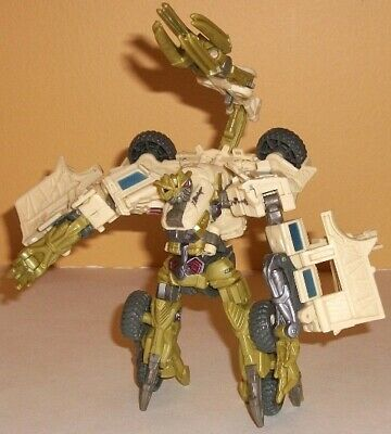 Transformers Hunt for the Decepticons BONECRUSHER Complete Movie Hftd Deluxe - Transformers Movies For Kids