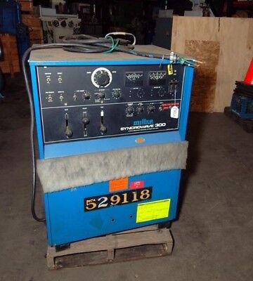 Miller Syncrowave 300 Welder Inv.23420