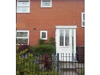 3/4 BED HOUSE TO RENT NEAR MOSTON LANE SCHOOL, MANCHESTER. 2 GARDENS AND 2 DRIVEWAYS