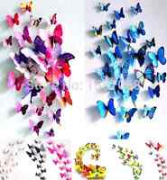 Butterfly wall sticker PACK OF 12