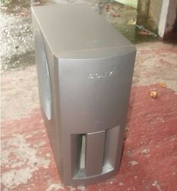 Sony Surround Sound Speakers and Sub woofer - Excellent Condition