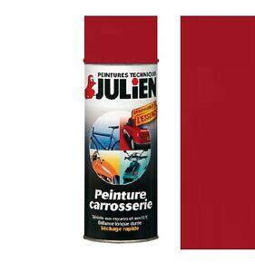 peinture carrosserie aerosol rouge sang voiture auto moto scooter julien ebay. Black Bedroom Furniture Sets. Home Design Ideas