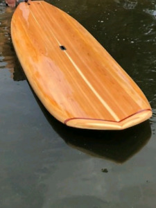 Paddle Board build