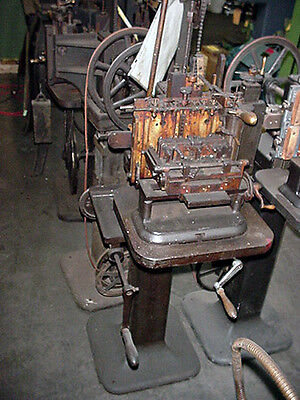 Kenloc Model 10 Straight Line Engine Ornamental Turning Guilloche Machine