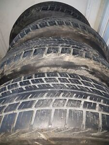 PNEUS pas chers TIRES  for cheap 240$ BF Goodrich 235 60 18 26MY