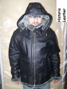 Historia Leather Jacket L-XL NEW Historia Leather Jacket L
