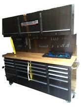 SALES!!! Garage Workbench,Tool Box,Pegboard,Storage Cabinet Combo Noranda Bayswater Area Preview