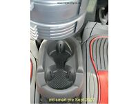 SMART CUP FORTWO 42 HOLDER FITS ALL MODELS 450 TO 451 YEAR 1999 TO 2015 EASY FIT ONE MINUTE