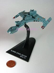 Furuta Star Trek Vol. 1 Mini Klingon Attack Cruiser