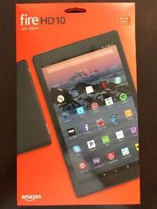 Brand new in box Amazon Fire HD 10 64GB Tablet