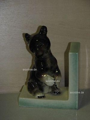 +# A001971_11 Goebel Archiv Cortendorf Buchstütze Bär Bear Braunbär Brownbear (Brown Bear Brown Bear Buch)