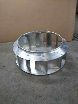 34 Roof Exhaust Fan Wheel Aluminum