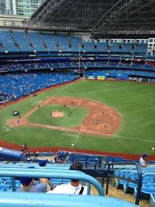 Toronto Blue Jays Season Tickets Section 219L and Section 517R Stratford Kitchener Area image 2