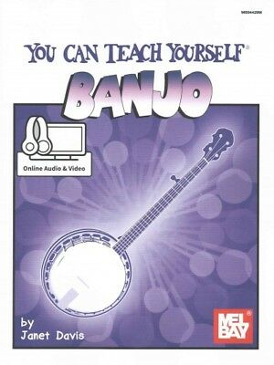 You Can Teach Yourself Banjo, Paperback by Davis, Janet, ISBN-13 978078669321...](janet davis you can teach yourself banjo)