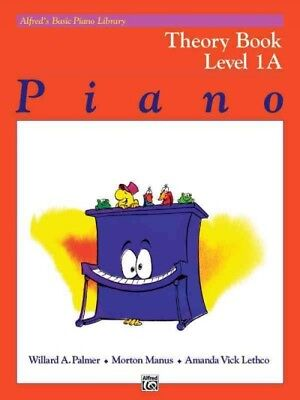 - Alfred's Basic Piano Library : Theory Book Level 1A, Paperback by Palmer, Wil...