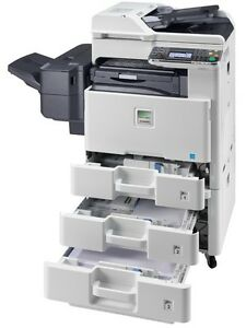 ECOSYS Colour Multi-Function Printer/Scanner/Fax (FS-C8520MPF) Point Piper Eastern Suburbs Preview