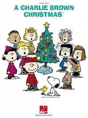 Charlie Brown Christmas : Piano Solo, Paperback, Brand New, Free shipping in ... ()
