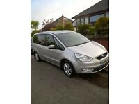 Ford Galaxy 1.8 TDCi Zetec 5dr, 7 seater