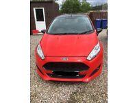 Ford, FIESTA, Hatchback, 2015, Manual, 998 (cc), 3 doors