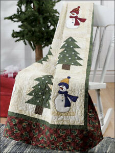 CUSTUM MADE HOLIDAY QUILTS