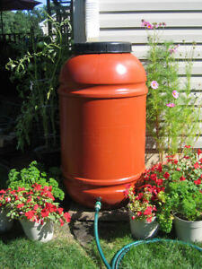Rain Barrel Sale to Support the North End Breezes