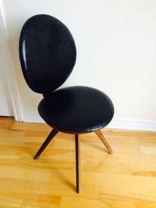 Chaise fauteuil dans grand montr al meubles petites for Chaise scandinave montreal