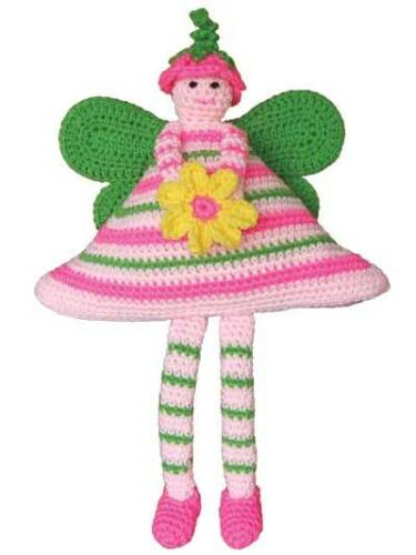 Crochet Pattern Packet PENELOPE The GARDEN FAIRY