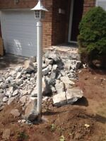 Commercial concrete removal (St. Catharines)