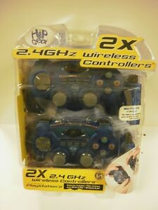 LOT OF PLAYSTATION REMOTE CONTROLLERS NEW IN BOX