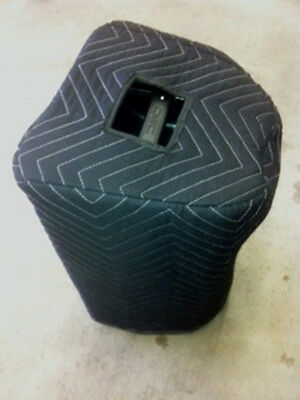 QSC K12 K 12 Original Version Padded Black Speaker Covers (2) - Qty of 1=1 Pair! for sale  Boiling Springs