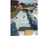 R.I.B Rigid Inflatable Boat