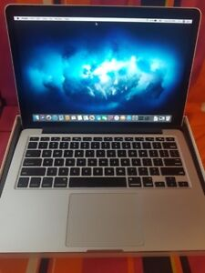 Macbook Retina Pro 2014 Excelent condition BOX CHARGER ACCESORIS