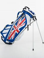 PRE-OWNED GOOD CONDITION BUNKER MENTALITY GOLF STAND BAG $50