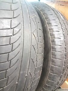 For small truck Michelin TIRES, pneus, mags available 235 65 17