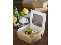 Lots of Takeaway / Catering / Disposables - cutlery, plates, containers, etc. From £8