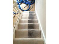 From £17 Steam Carpet Clean /Sofas/ Mattresses/ End Of Tenancy /Hard Floors & Jet Wash Cleaning
