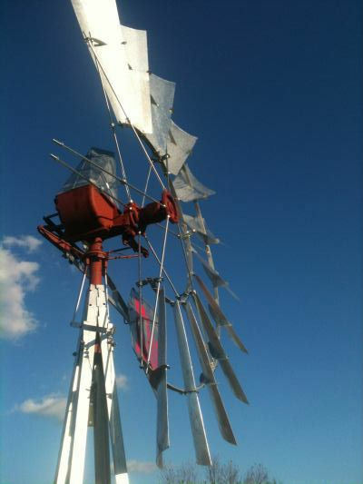 8ft Aermotor A-702 rebuilt Windmill with New 27ft Tower