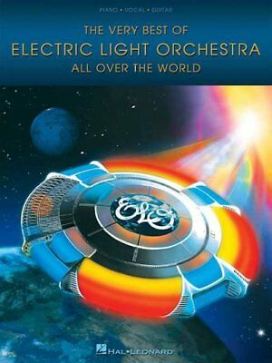 Very Best of Electric Light Orchestra : All over the World, Piano-Vocal-Guita...