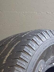PNEUS TIRES 4x 235 70 16 Kelly Safari trek 2-3 season 60each
