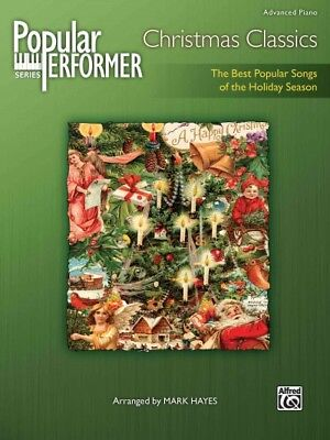 Popular Performer Christmas Classics : The Best Popular Songs of the Holiday ... ()