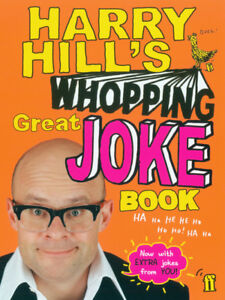 Harry Hill's whopping great joke book by Harry Hill (Paperback)