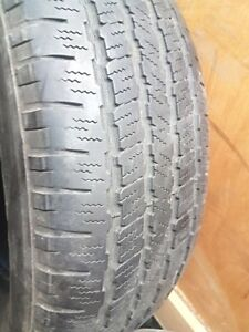 Tires, Pneus Michelin CrossTerrain 235 65 17