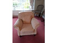 3 seater Sofa and 2x Armchairs