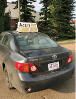 Edmonton's Best Class 5 Driving School