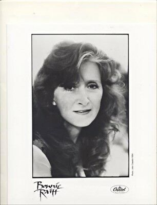 BONNIE RAITT – Longing In Their Hearts 1994 PRESS KIT 2 +PHOTO