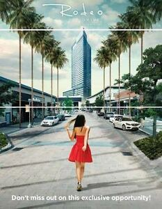 New Condos*Rodeo Drive Condos*Don Mills From 280K