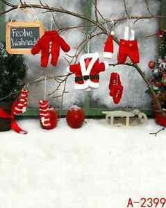 Christmas photography backdrops and floordrops--$50